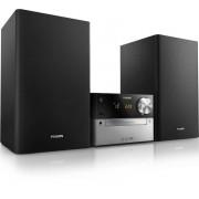 Philips MCM2320/12 Home audio micro system 30W Nero, Argento set audio da casa