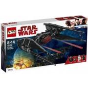 Lego Klocki konstrukcyjne Star Wars Myśliwiec TIE Kylo Rena 75179