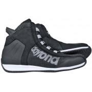 Daytona AC4 WD Motocyklové boty 42 Černá Bílá