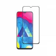 Folie protectie pentru Samsung Galaxy M10 din sticla securizata 3D curbata, negru
