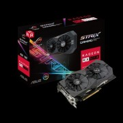 VC, ASUS ROG-STRIX-RX570-4G-GAMING, 4GB GDDR5, 256bit, PCI-E 3.0