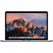 Laptop Apple MacBook Pro 13 Touch Bar Intel Core i5 3.1 GHz Dual Core Kaby Lake 8GB DDR3 512GB SSD SSD Intel Plus 650 Mac OS Sierra Space Grey RO keyboard