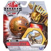 Bakugan Nagy Deka harcos - aranyszínű