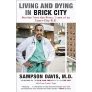 Living and Dying in Brick City: Stories from the Front Lines of an Inner-City E.R., Paperback