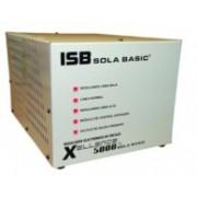 Regulador Industrias Sola Basic XELLENCE 5000 Monofásico, 5000VA, Salida 120V