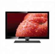 """Мобилен 19"""" LED телевизор с цифров тунер Crown 19C01"""