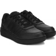 ADIDAS NEO TEAM COURT Sneakers For Men(Black)