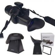 LCD Viewfinder camera zoeker Eyecup Oogschelp Eyepiece V6
