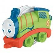 Set de joaca Fisher-Price Thomas si prietenii Prima mea Locomotiva Percy