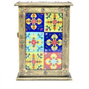 Beautiful Handcrafted Wooden Key Holder Home Decorative
