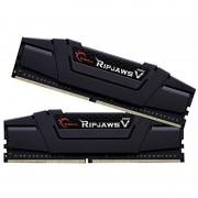 Memorie GSKill RipjawsV Black 32GB DDR4 3200 MHz CL15 1.35v Dual Channel Kit