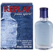 Replay Jeans Spirit! For Him eau de toilette para hombre 30 ml