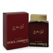 The One Mysterious Night Eau De Parfum Spray By Dolce & Gabbana 5 oz Eau De Parfum Spray