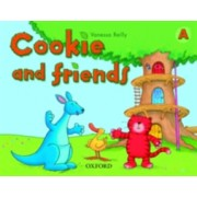 Cookie and Friends: A: Classbook (Reilly Vanessa)(Paperback / softback) (9780194070010)
