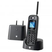 Motorola O201 Telefone Sem Fios de Longo Alcance Preto
