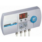 Termostat comanda panouri solare Euroster 1100 S, 2 senzori, sistem anti-stop