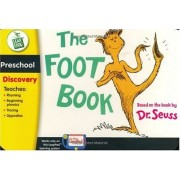 LeapFrog My First LeapPad Educational Book: Dr. Seuss The Foot Book (This Item Works Only with MY FI