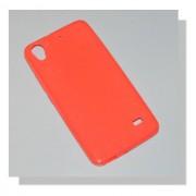 Maxy Custodia Tpu Silicone Fluo Glitter Case Huawei Ascend G620s Red