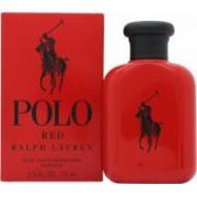 Ralph Lauren Polo Red Eau de Toilette 75ml Vaporizador