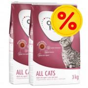 Concept for Life Fai scorta! 2 x Concept for Life - All Cats 10+ (2 x 3 kg)