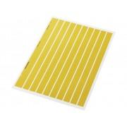 Kabeletiket Fleximark 15 x 6 mm Kleur van het label: Wit LAPP 83256203 LA 15-6 WH Aantal etiketten: 5170