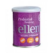 Ellen Probiotisk Tampong Mini - 14 Stk.