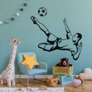 Stickers Muraux Stickers joueur de foot
