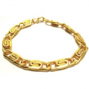 18KT goldplated FATHERS DAY SPECIAL honey singh yo yo bracelet by Goldnera