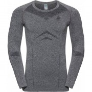 Odlo Light Top Crew Neck LS Men - Male - Grijs - Grootte: Extra Large