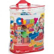 Set cuburi Clemmy Plus, 30 piese