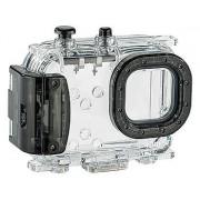 Boîtier étanche pour appareil photo avec objectif gauche