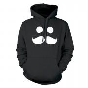 Mumbo Jumbo Hoodie - Black - XL
