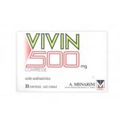 A.Menarini Ind.Farm.Riun.Srl Vivin 500 Mg Compresse 20 Compresse