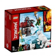 LEGO Ninjago De reis van Lloyd 70671