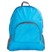 Jysk Partivarer Vattentät blå ryggsäck - 15 liter - Kan vikas ihop