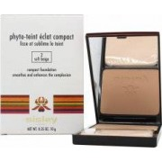 Sisley Phyto-Teint Eclat Base Compacta 10g - 02 Soft Beige