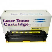 Тонер касета за Hewlett Packard Color LaserJet CP1215, CP1515N Yellow (CB542A) - NT-C0542Y - G&G