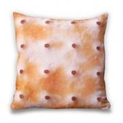 Almofada Biscoito Cracker