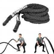 inSPORTline Fitness Kötél InSPORTline WaveRope 5cm X 15m 12265/szintelen