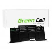 Bateria Green Cell para Asus ZenBook UX31, UX31A, UX31E - 6800mAh