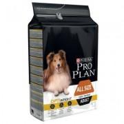 Pro Plan All sizes Adult Light Sterilised OptiWeight Pollo - 2 x 14 kg