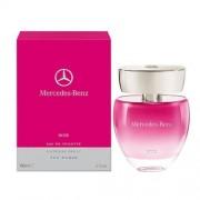 Mercedes benz rose 60 ml eau de toilette edt spray profumo donna