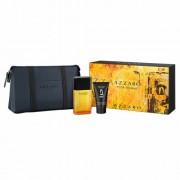 Azzaro pour Homme confezione EdT 30 ml + doccia shampoo 50 ml + beauty