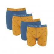 Vinnie-G boxershorts Wakeboard Blue - Print 4-pack-XXL