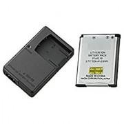 Compatible Nikon EN-EL19 Battery MH-66 Charger For Nikon Coolpix S2500 S3100