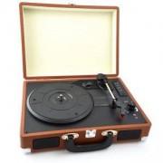 Грамофон с ретро дизайн Diva 104SA, USB, SD, Bluetooth, DW104SA