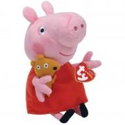 Ty peluche peppa pig 46128