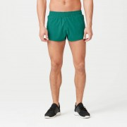 Myprotein Pantalones Cortos Boost - XXL - Dark Green