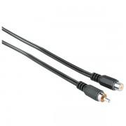 Audio Kabl 1x činč (muški) na 1x činč (ženski), 2. 5m, HAMA 43223