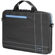 """Geanta Laptop Sumdex CC-201 15.6"""" (Gri-Albastru)"""